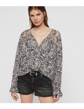Penny Misra Top by Allsaints