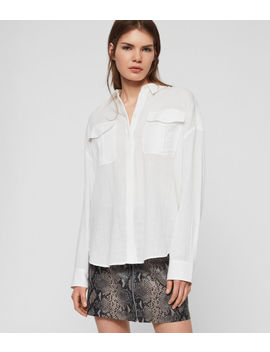 Rye Cotton Shirt by Allsaints