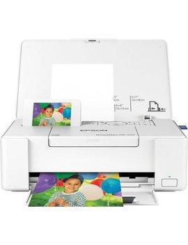 Picture Mate Pm 400   C11 Ce84201 Wireless Photo Printer   White by Epson