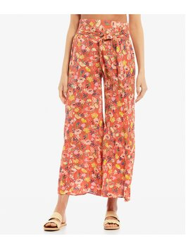 Meadowbrook Coordinating Floral Wide Leg Beach Pants by Rip Curl