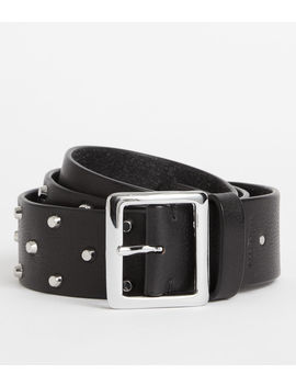 Carine Leather Belt by Allsaints