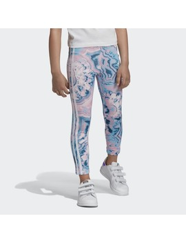Marble Leggings by Adidas