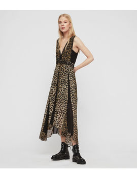 Macella Leppo Dress by Allsaints