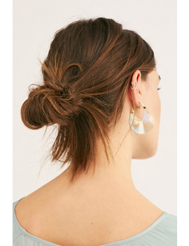 Stella Resin Earrings by Free People