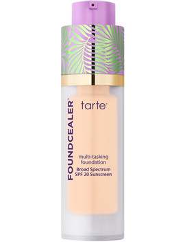 Babassu Foundcealer Skincare Foundation Broad Spectrum Spf 20 by Tarte