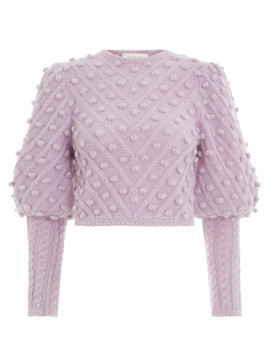 Ninety Six Bauble Sweater by Zimmermann