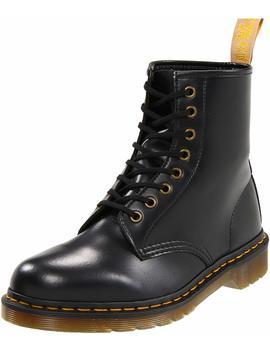 Dr. Martens Vegan 1460 Smooth Black Combat Boot by Dr. Martens
