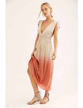 Oasis Sunrise Maxi Dress by Free People