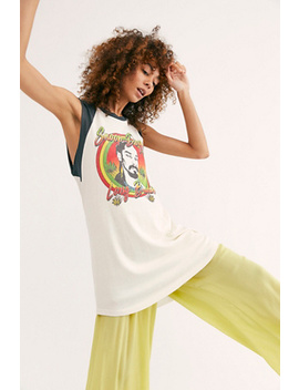 Snoop Raglan Tank Dress by Daydreamer