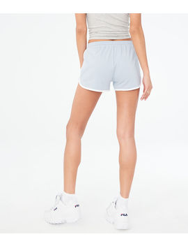 Lld Solid Relaxed Retro Shorts by Aeropostale