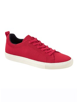 Wylie Knit Lace Up by Banana Repbulic