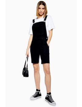 Cycle Short Dungarees by Topshop