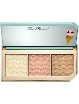 Tutti Frutti   Triple Scoop Hyper Reflective Highlighting Palette by Too Faced