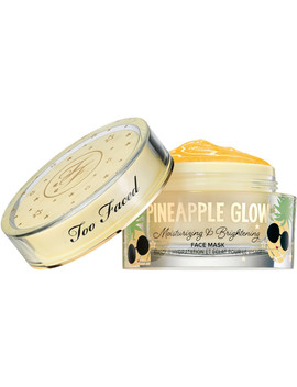 Tutti Frutti   Pineapple Glow Moisturizing & Brightening Face Mask by Too Faced
