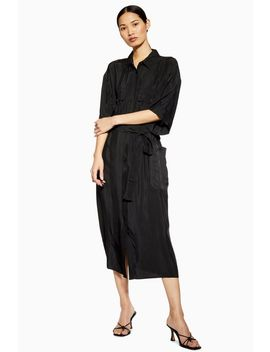 **utility-shirt-dress-by-boutique by topshop