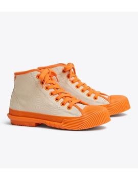 Buddy High Top Sneaker by Tory Burch