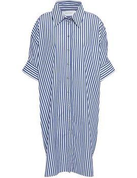 Oversized Cotton Twill Shirt Dress by Marques' Almeida