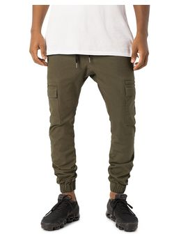 Sureshot Cargo Jogger Pants by Zanerobe