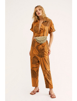 Aloha Jumpsuit by Closed