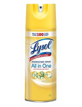 Lysol Disinfectant Spray, Lemon Breeze, 12.5oz by Lysol