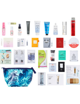 Free 28 Pc Hair Beauty Bag With Any $70 Online Purchase by Online Only