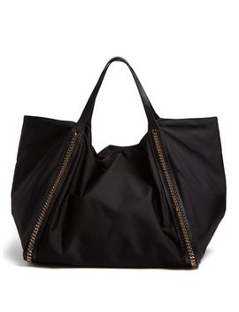 Falabella Go Oversized Eco Nylon Tote Bag by Stella Mc Cartney