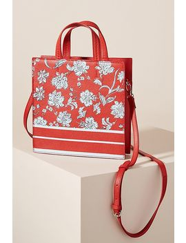 Alana Painted Tote Bag by Anthropologie
