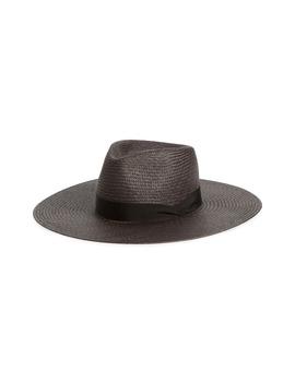 Wide Brim Panama Hat by Rag & Bone