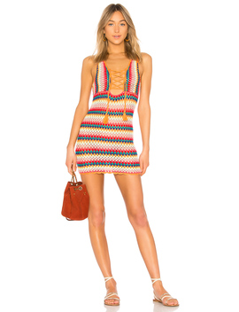 Over The Rainbow Dress by Lovers + Friends