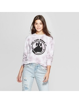 Women's We Can Make It Sweatshirt   Mighty Fine (Juniors')   Gray by Mighty Fine (Juniors')