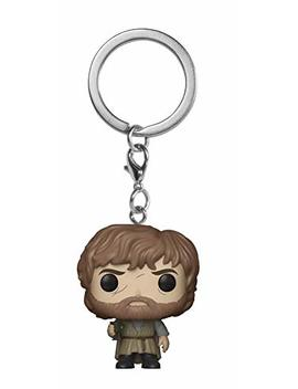 Funko Pop Keychain: Game Of Thrones   Tyrion Lannister Collectible Figure, Multicolor by Fun Ko