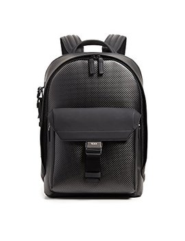 Tumi Men's Cfx Morley Backpack, Carbon, Black, Grey, One Size by Tumi