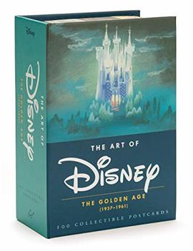 The Art Of Disney: The Golden Age (1937 1961) by Chronicle Books