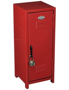 Mini Metal Locker   Assorted Color by Rhode Island Novelty