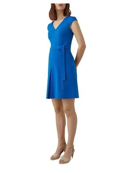 Belted A Line Dress by Karen Millen