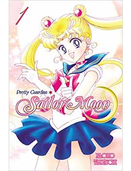 Sailor Moon 1 by Naoko Takeuchi