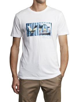 Balance Logo Graphic T Shirt by Rvca