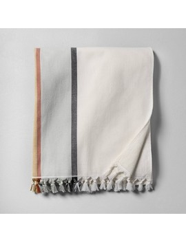 beach-towel-stripe-sour-cream---hearth-&-hand-with-magnolia by hearth-&-hand-with-magnolia