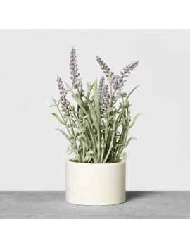 faux-lavender-potted-plant---hearth-&-hand-with-magnolia by hearth-&-hand-with-magnolia