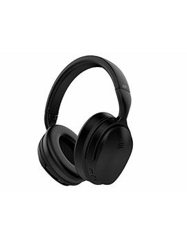 monoprice-bt-300anc-wireless-over-ear-headphones---black-with-(anc)-active-noise-cancelling,-bluetooth,-extended-playtime by monoprice