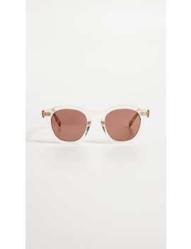 Boudreau L.A. Sunglasses by Oliver Peoples Eyewear