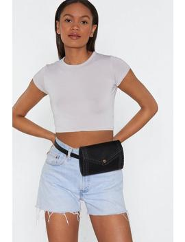 Want Whip My Hair Belt Bag by Nasty Gal