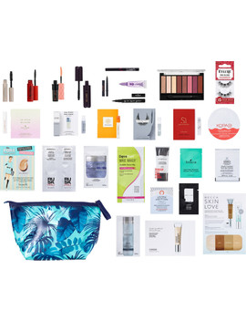 Free 28 Pc Eye Beauty Bag With Any $70 Online Purchase by Online Only