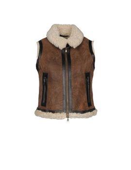 Roberto Collina Faux Fur & Shearling   Coats & Jackets by Roberto Collina