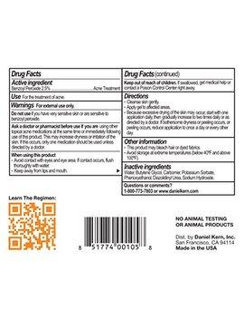 Acne.Org 8 Oz. Treatment (2.5 Percents Benzoyl Peroxide) by Acne.Org