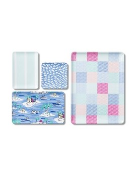 Melamine Tray Set Of 4   Vineyard Vines® For Target by Vineyard Vines® For Target