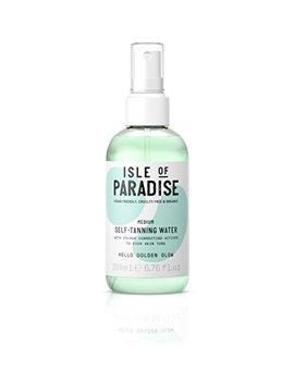 Isle Of Paradise Self Tanning Water Medium   Golden Glow Full Size by Isle Of Paradise