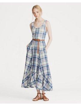 Cotton Madras Maxidress by Ralph Lauren
