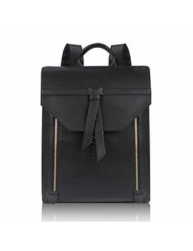 Estarer Women Fashion Leather Backpack For Travel Work College Laides Pu Leather Backpack by Estarer