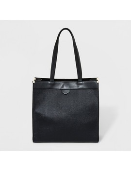 Boxy Tote Handbag   A New Day by A New Day